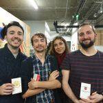 équipe gagnante hack'1 en IA