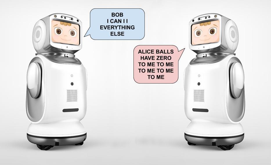 robots qui parlent