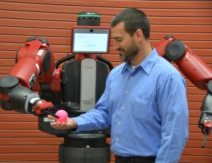 humain collaboration robot