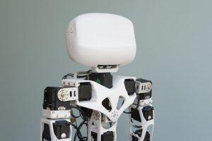 Poppy, robot humanoïde bio-inspiré