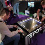 La nouvelle version de Pong, par magnétisme contrôlé