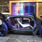 La 19_19 Concept de Citroën, présentée lors de Viva Tech 2019